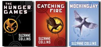 what is the third book in the hunger games series
