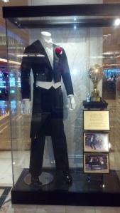Donny Osmond's tuxedo from Dancing with the Stars.