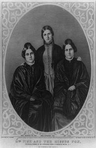 Fox sisters julie