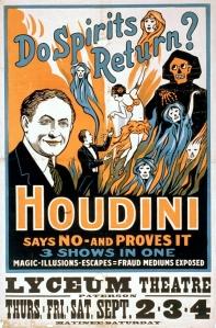 Houdini poster julie