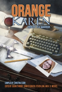 ORANGE KAREN Book Cover