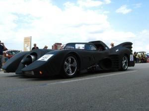Batmobile Art Car