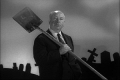 Opening Scene from Alfred Hitchcock Presents