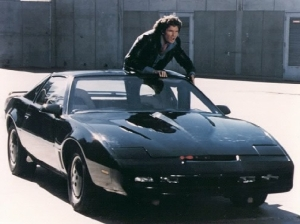 Knight Rider car, KITT