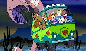 Mystery Machine, Scooby Doo