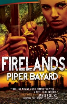 Firelands book cover