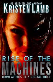 Rise of the Machines book cover