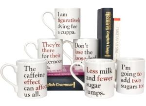 Grammar Grumble Mugs