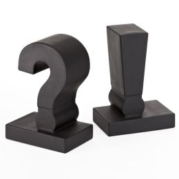 Punctuation bookends