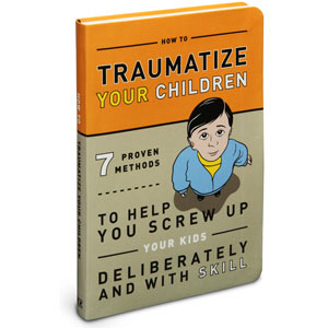 Traumatize cover