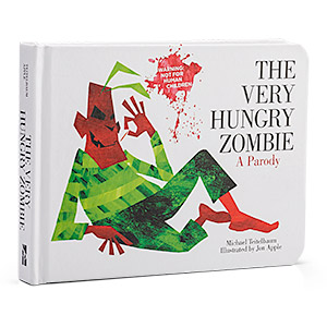 Hungry Zombie cover