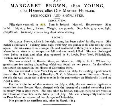 Article re Margaret Brown