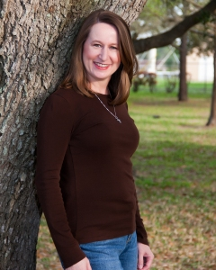 Julie Glover - author photo