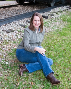 Julie Glover - author photo 3