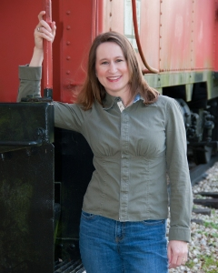 Julie Glover - author photo 4