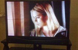 Bigger TV