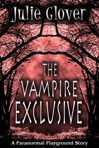 The Vampire Exclusive Cover