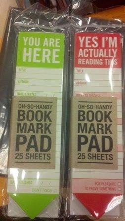 Book Mark Pads