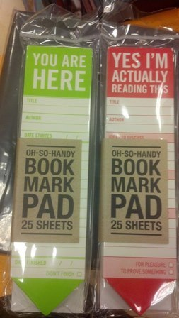 Book Mark Pads