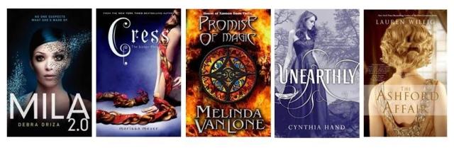 Favorite Book Covers 2014