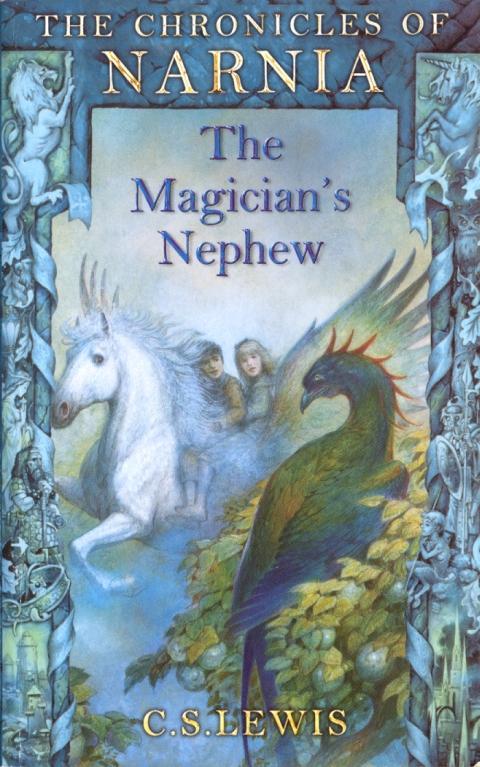 Скачать бесплатно книгу клайв льюис племянник чародея