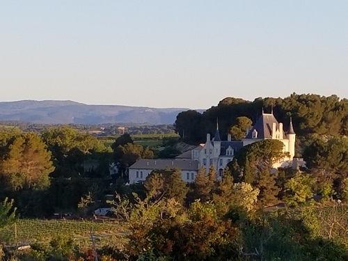 View of the Chateau